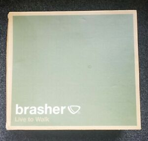 Brasher Goretex boots size 61/2 Eur 40 Hillmaster II GTX tech brown leather