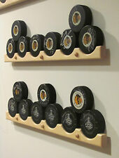 Hockey Puck Display Holder / Rack Case (6)