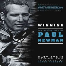 WINNING: THE RACING LIFE OF PAUL NEWMAN [PAPERBACK]