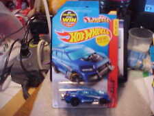 Hot Wheels ERROR #153 Nitro Tailgater