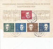 GERMANY - Used # 804     (torn corner lower left) cat. $40.00