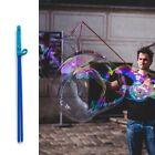 Blue Bubble Sticks - Big Bubbles, Hand Made Wand Bubble Maker colorful charming