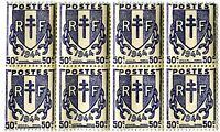TIMBRE VARIETES : 673 50c Violet Paire verticale petit format tenant à normal RR