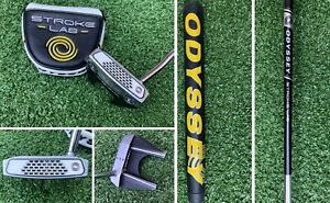 Odyssey Stroke lab #7 34 inch putter.Lovely condition.MUST SELL OFFERS INVITED
