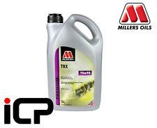 MILLERS Oil TRX 75w90 Semi Synthetic 5 L Litre - 5522GS