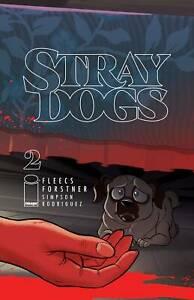 Stray Dogs #1-2 | Select Main & Variants | NM Image Comics 2021