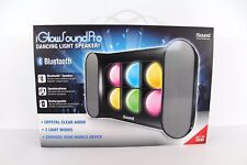 iSound iGlowSound Dancing Light Speaker Black