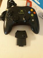 Microsoft original xbox S type wired controller official With Communicator