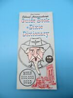 Colonel Horsepasture's Guide Book & Dixie Dictionary