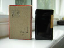 Dunhill SALAAM lighter, boxed,instructions