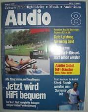 Audio August 1980
