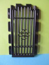 Playmobil*Kerker Gefängnis Gitter Wand zu Carcel 3859 Mauer 3667 3446  5725 3666