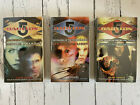 Babylon 5 The Passing of the Techno-Mages triology novel complete set