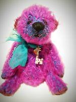 Teddy  bear Jorg  OOAK Artist Teddy by Voitenko Svitlana.
