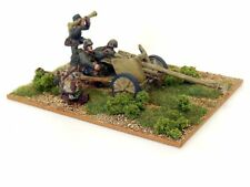 28mm Bolt Action Chain Of Command German 75mm PaK 40 Anti Tank Gun Painted #2