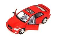"Kinsmart Lexus IS300 Sedan 1:36 scale diecast model car Toy 5"" 5046D RED"