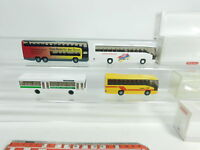 BD420-0,5# 4x Wiking H0/1:87 Bus Mercedes/MB: 714 FCB+713+715 etc, s.g.+3x OVP