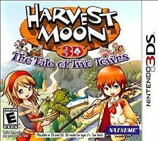 Nintendo 3DS : Harvest Moon: Tale of Two Towns VideoGames