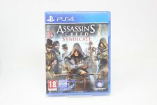 ASSASSIN'S CREED SYNDICATE  PLAYSTATION 4 PS4 NEW SEALED