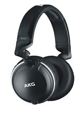 AKG K182 Professional Closed-Back Headphones For Studio Monitoring & Recording