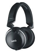 AKG K182 Professional Closed-Back Headphones For Studio Monitoring & Recording
