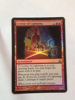 Leyline of Lightning   VO   -  MTG Magic (EX)