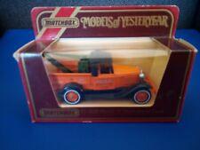 diecast Matchbox Yesteryear 1930 Ford 'A' Wreck Truck .
