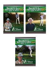 Secrets of Successful Golf 3 DVD Set