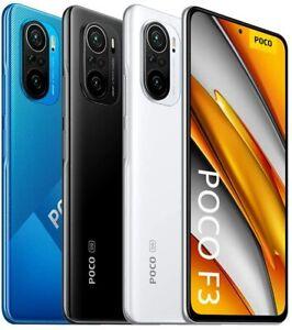 Xiaomi Poco F3 Smartphone mit 6GB Arbeitsspeicher und 128GB intern
