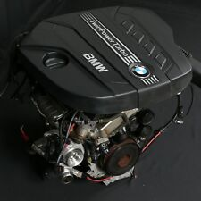 ORIG Bmw x3 f25 MOTORE 1.8d 143ps n47 d20c motore di turbocompressore 2207814 Engine