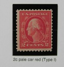 16557 1914--1915 U S P S WASHINGTON 2 CENT STAMP #461