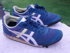Asics Onitsuka Tiger Ultimate 81 BLUE YELLOW/GREEN WHITE 10.5 EU 44.5 HN201