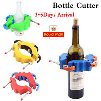 FOR Wine Bottle Cutters Machine Beer Cutting DIY Recycle Glass Art Craft Tool UK