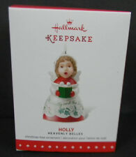 Hallmark Ornament 2015 Holly Heavenly Belles Series #3 Christmas Holiday NEW NIB