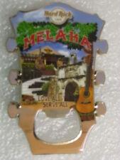 Hard Rock Cafe,MELAKA,Magnet Bottle Opener,Guitar head