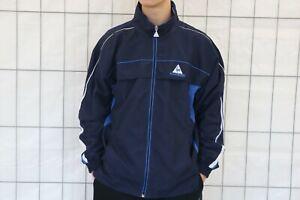 Le Coq Sportif Trainingsjacke Sport Gr. L track jacket Blau ZF8