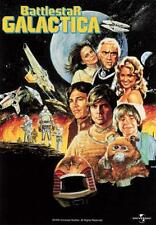 Battlestar Galactica Poster 70'S 24in x 36in