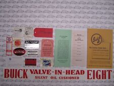 1937 Buick Decal Kit | Set of 16
