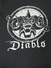BLIZZARD - DIABLO - SMALL - BLACK T-SHIRT- C1945