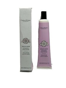 Crabtree & Evelyn EVELYN ROSE  Anti Aging Hand Therapy 2.5 Oz Boxed E1