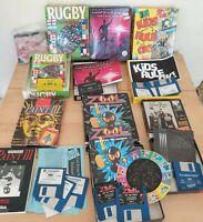 Collection of Commodore Amiga games big box bundle