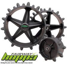 Masters Fairway Hoppa / Hedgehog Golf Trolley Winter Wheel Covers 2 Wheel Covers