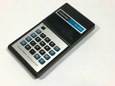 Vintage TOSHIBA BC-8018 Calculator