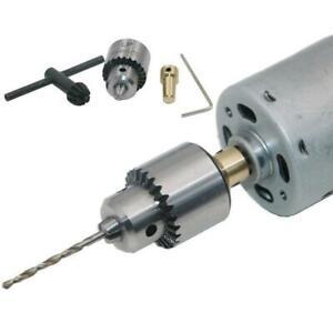 Mini Motor Collets Small Electric Drill Bit Micro Grinder Se O1T0 DIY Chuck