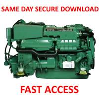 Volvo Penta Service Manual TAMD 61A 62A 63L 63P 71A 71B 72A 72P 72WJ-FAST ACCESS