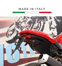 Evotech Portatarga Regolabile Ducati Monster 1200 2017 Versione Premium