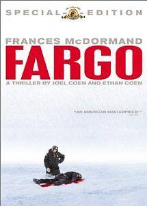 Like New DVD Fargo (Special Edition) William H. Macy Frances McDormand Steve B