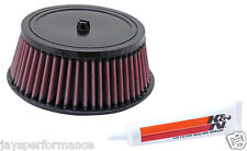 SU-4000 SUZUKI DRZ400 (00-16) K&N HIGH FLOW AIR FILTER ELEMENT