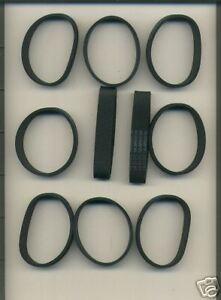 10 Genuine Kirby Vacuum cleaner Belts G3 G4 G5 Gsix