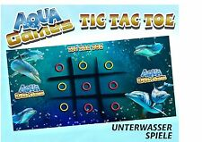 Pool Spiele, Unterwasser Spiele, TIC TAC TOE, Spiele, Aqua Games, Tauchspiele